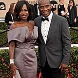 Viola Davis on Husband Julius Tennon