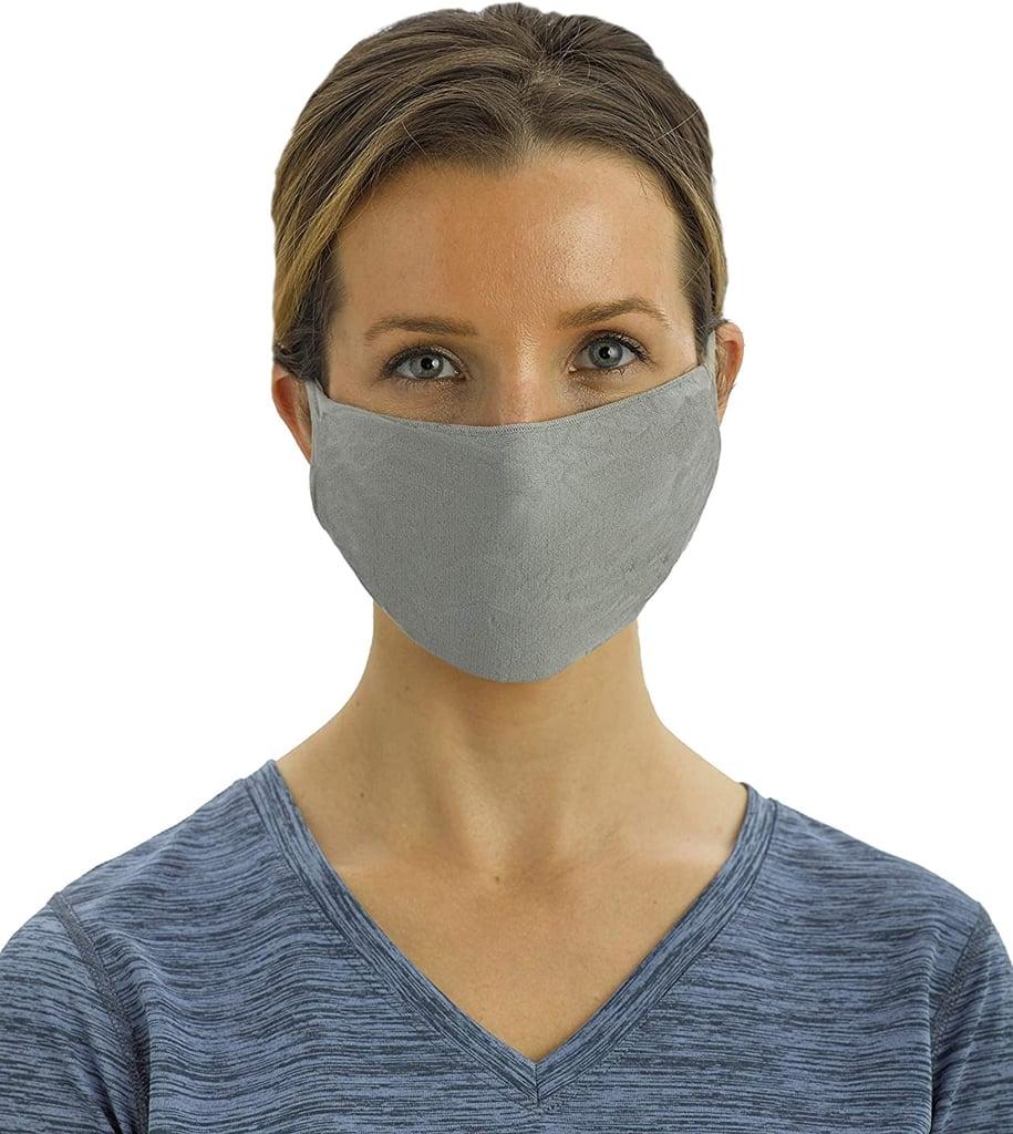 No Nonsense Antimicrobial Reusable Ear Loop Face Mask