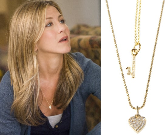 CelebStyle Giveaway: Win the Jennifer Meyer Necklaces Jennifer Aniston Wore in Marley and Me!