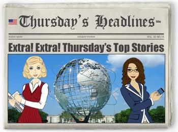 Top News Stories 2008-04-17 07:00:40
