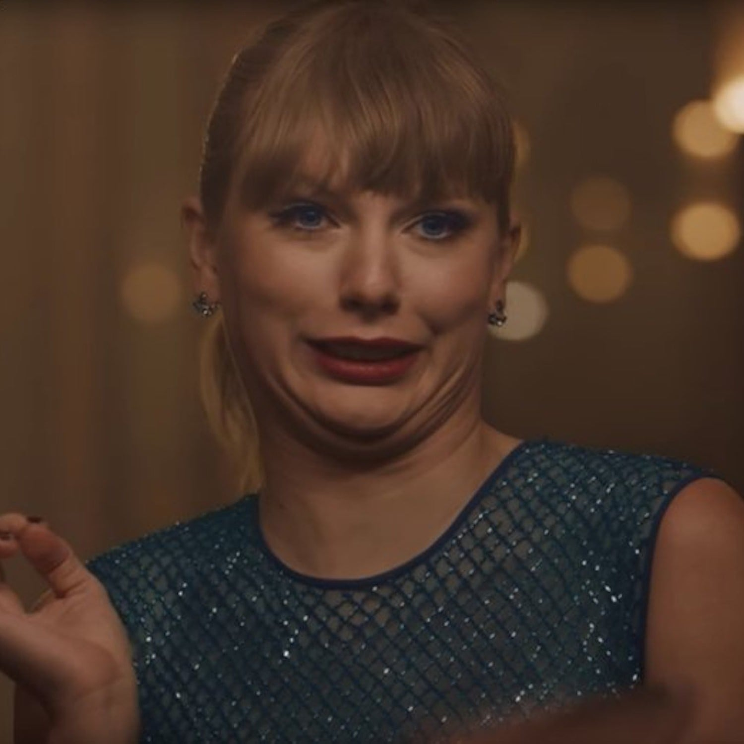 Reactions to taylor swifts delicate music video popsugar reactions to taylor swifts delicate music video popsugar entertainment stopboris Gallery