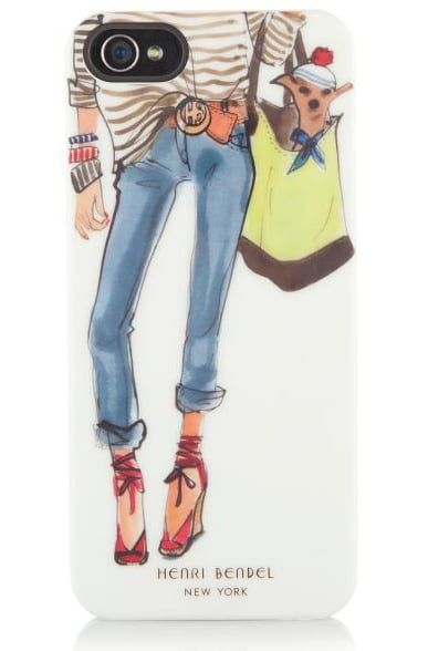 Henri Bendel Well Heeled Iphone 5 Case Over 60 Designer Cases To Outfit Your Iphone Popsugar Tech Photo 64