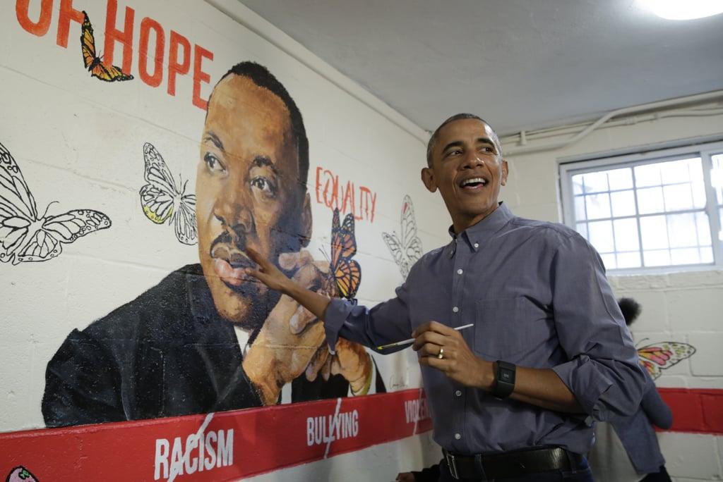 Image result for barack obama 2017
