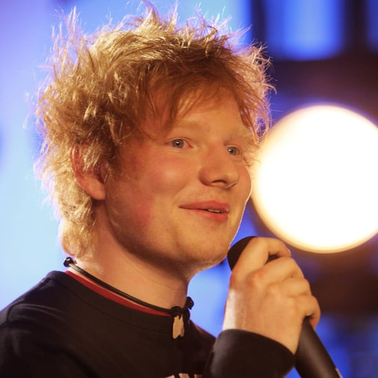 Pictures of Ed Sheeran Over the Years