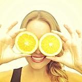 Orange you glad to see LC? Source: Twitter user laurenconrad