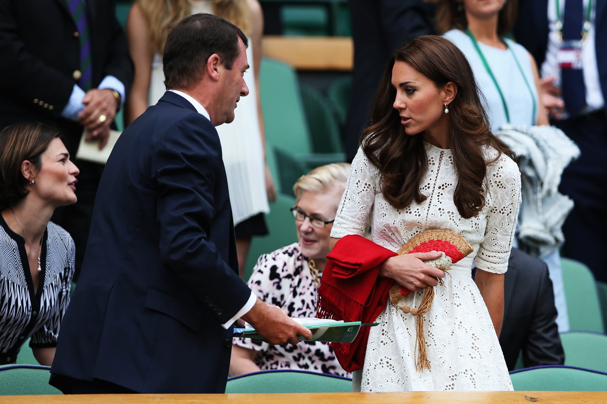 Kate Middleton and Prince William Take Wimbledon Very Seriously