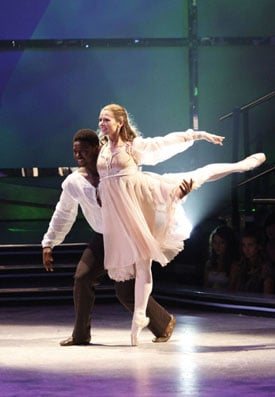 Interview With Eliminated So You Think You Can Dance Contestants Melissa Sandvig and Ade Obayomi