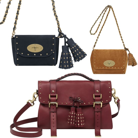 Introducing the Latest It Bag — Mulberry Tassel Collection