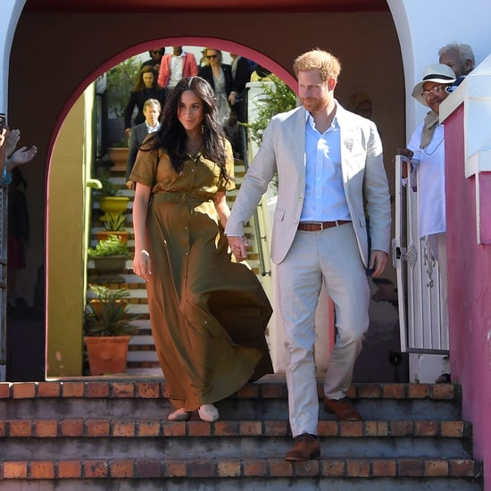 Meghan Markle Wearing Flats With Her Southern Africa Outfits