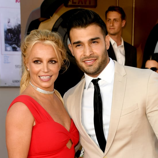 Sam Asghari Surprised Britney Spears With an Adorable Puppy