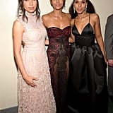 Pictured: Halle Berry, Kerry Washington, and Jurnee Smollett