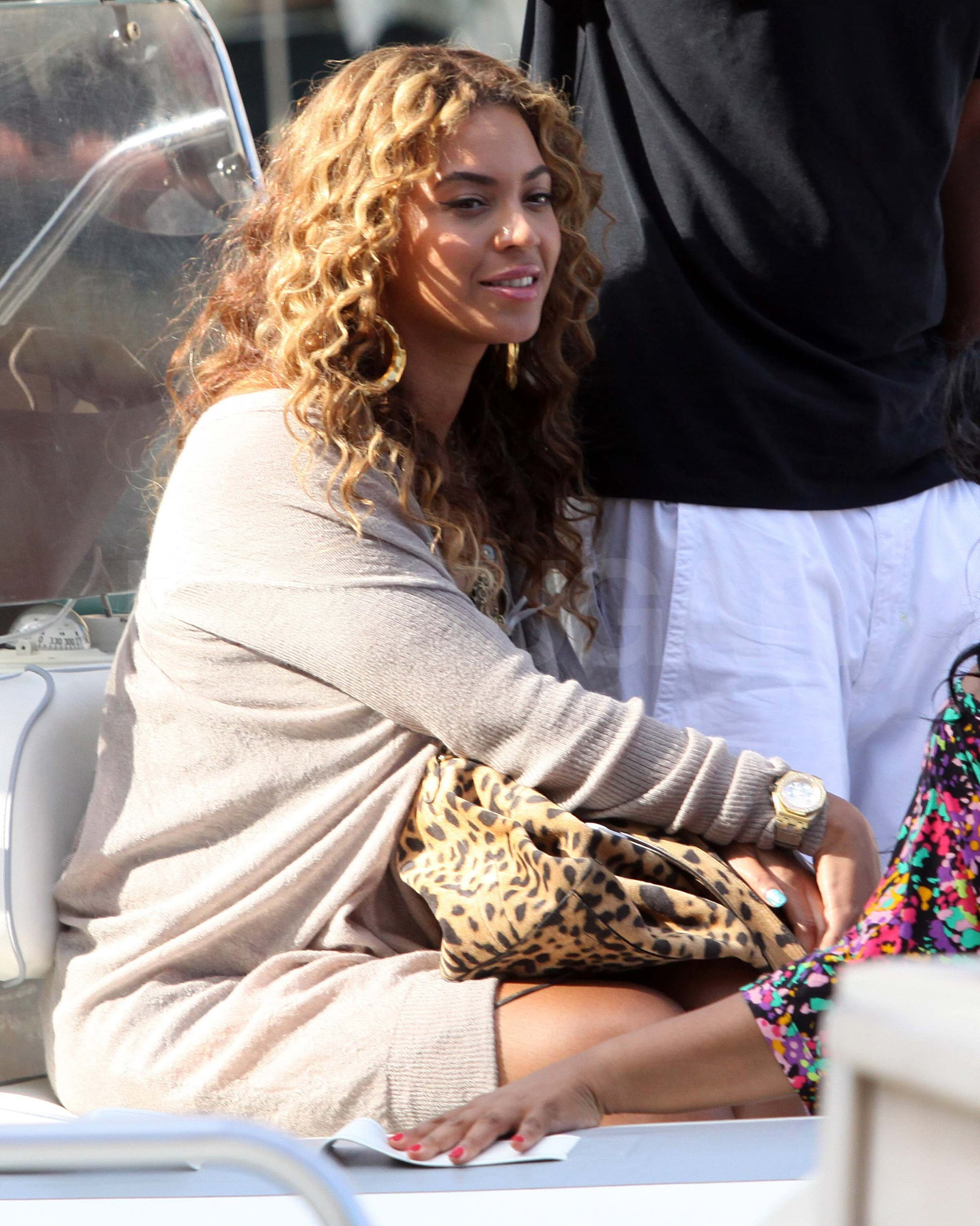 pictures of jay z and beyonce knowles on vacation in italy