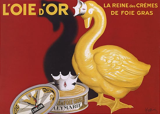 Vintage French Foie Gras Ad: Love It Or Hate It?