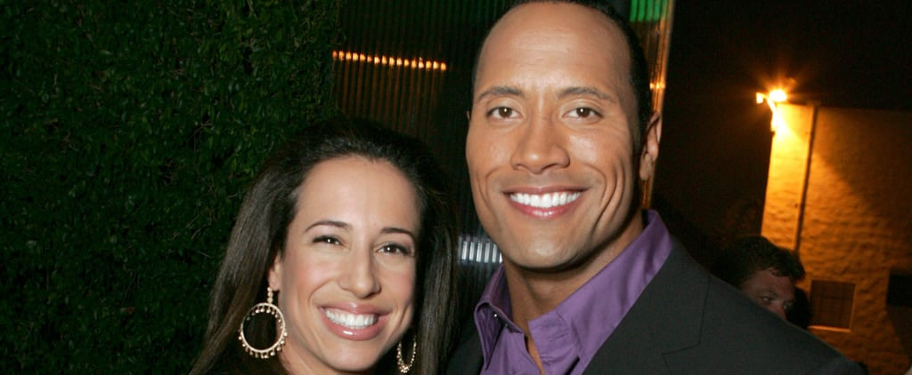 Dwayne Johnson and Dany Garcia Are Proof That Divorced Couples Can Still Be Friends