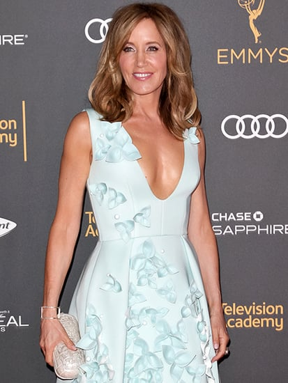 Emmy Nominee Felicity Huffman on Winning and Losing at TV's Biggest Award Show