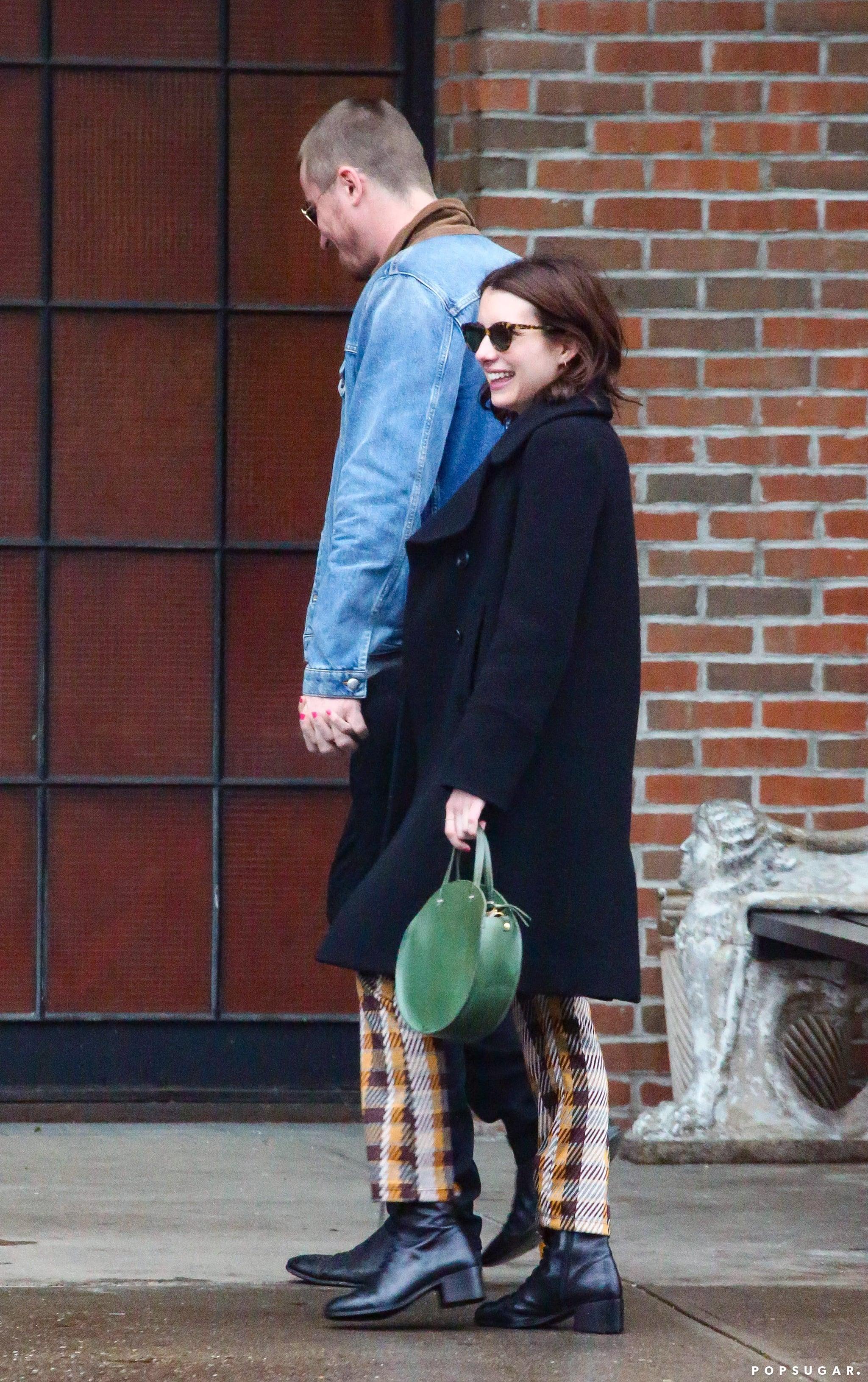 Are Emma Roberts And Garrett Hedlund Dating Popsugar Celebrity