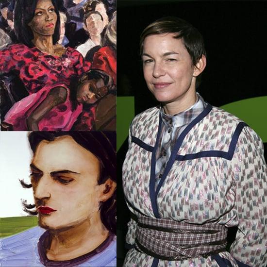 Artist of the Day: Elizabeth Peyton
