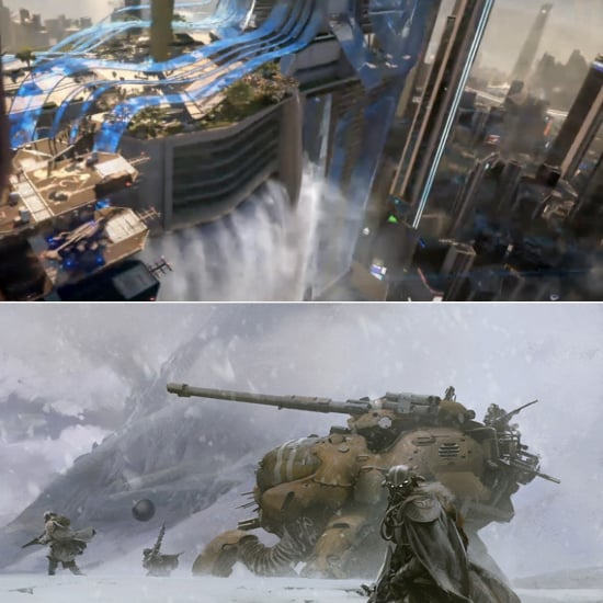 Preview the New Games For the PlayStation 4