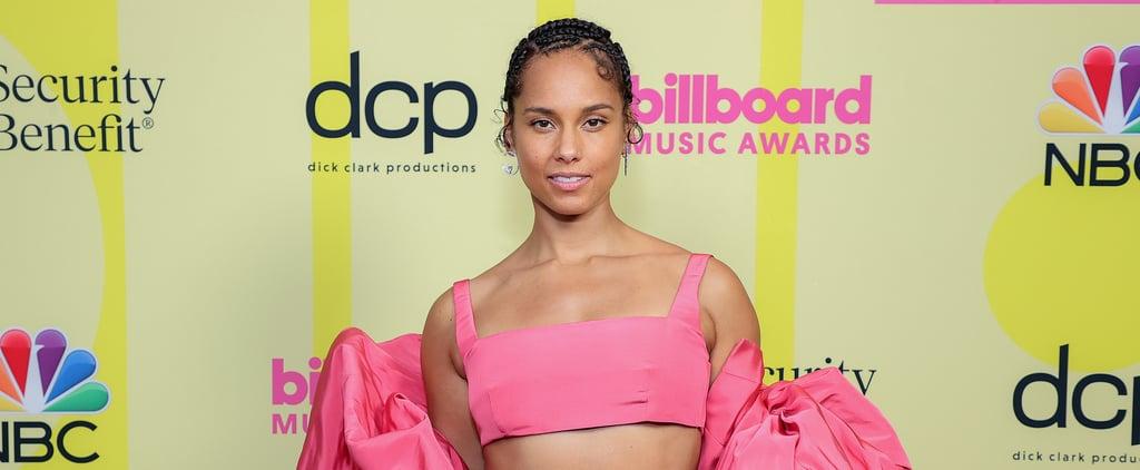 Alicia Keys's Billboard Music Awards Hairstyle Details