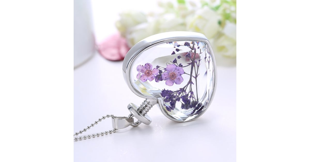 Terrarium Necklace 185 Upcycling Ideas That Will Turn Your Trash Into Treasures Popsugar Smart Living Photo 24