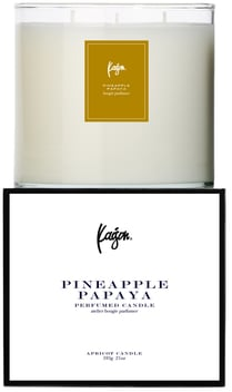 Pineapple Papaya Classic Cylinder Candle ($38)