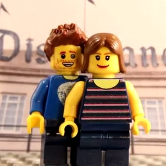 Stop Motion Lego Marriage Proposal Video