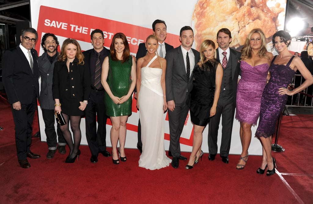 Alyson Hannigan, Jason Biggs, Chris Klein and More Reunite For American Reunion