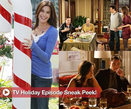 Sugar Shout Out: TV Holiday Episode Sneak Peek!