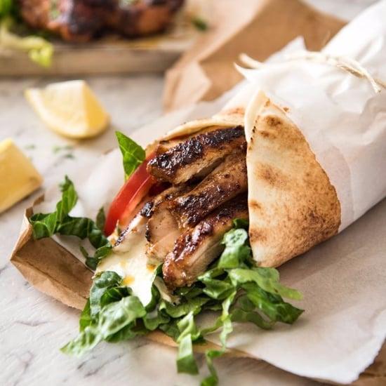 Healthy Chicken Wrap Ideas