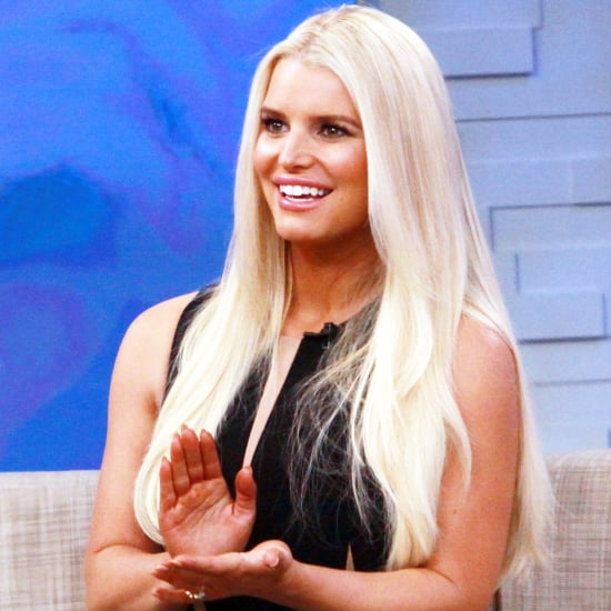 Jessica Simpson's GMA Interview 2014 | Video