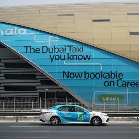 حجز مركبات الأجرة في دبي سيصبح بنظام هلا الإلكتروني فقط 2019
