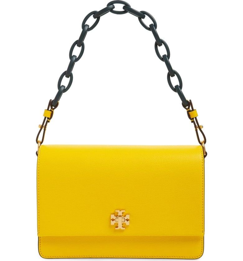 9f88a024ea06 Tory Burch Kira Leather Shoulder Bag