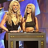 "Britney Spears ""I'm a Slave 4 U"" Edition and Christina Aguilera ""Dirrty"" Edition"