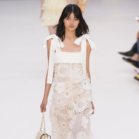 Défilé Chloé Fashion Week de Paris Septembre 2017