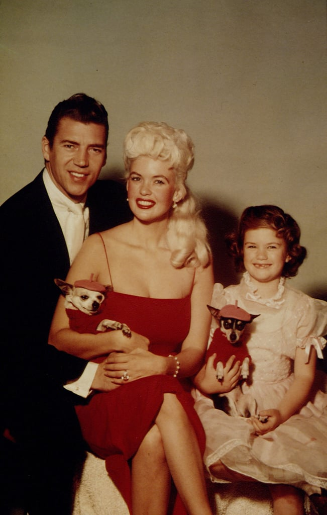 She 39 s the daughter of jayne mansfield mariska hargitay for How old was jayne mansfield when she died