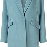 Dvf Diane Von Furstenberg Tailored Fitted Coat
