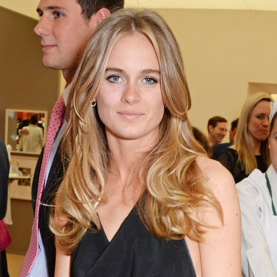 Cressida Bonas in a Revealing Top After Prince Harry Breakup