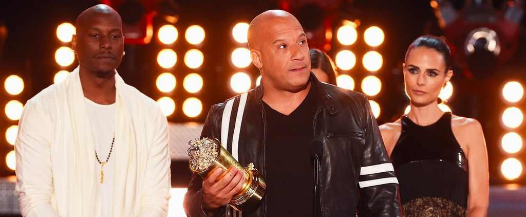 Vin Diesel's Speech at the 2017 MTV Movie and TV Awards