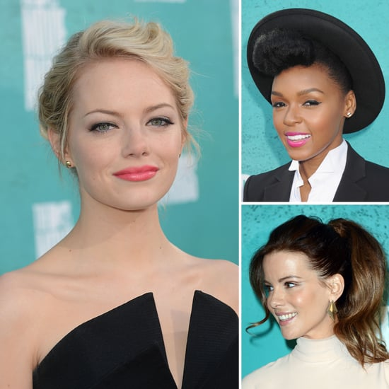 Zoom In on the Hottest MTV Movie Awards Beauty Looks