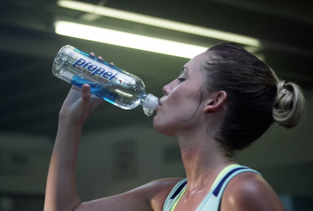 Get the Most Out of Your Workout With Propel Electrolyte Water