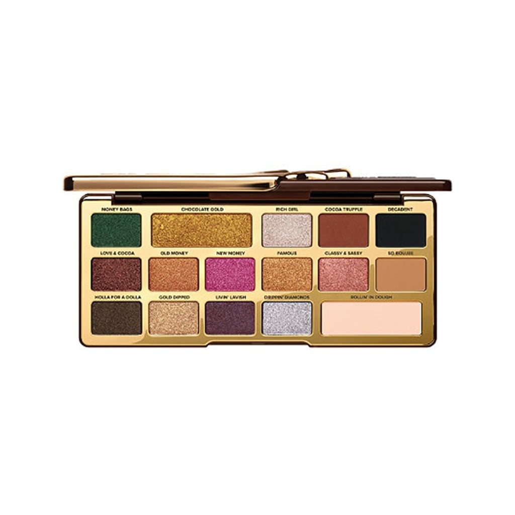Too Faced Chocolate Gold Palette Giveaway