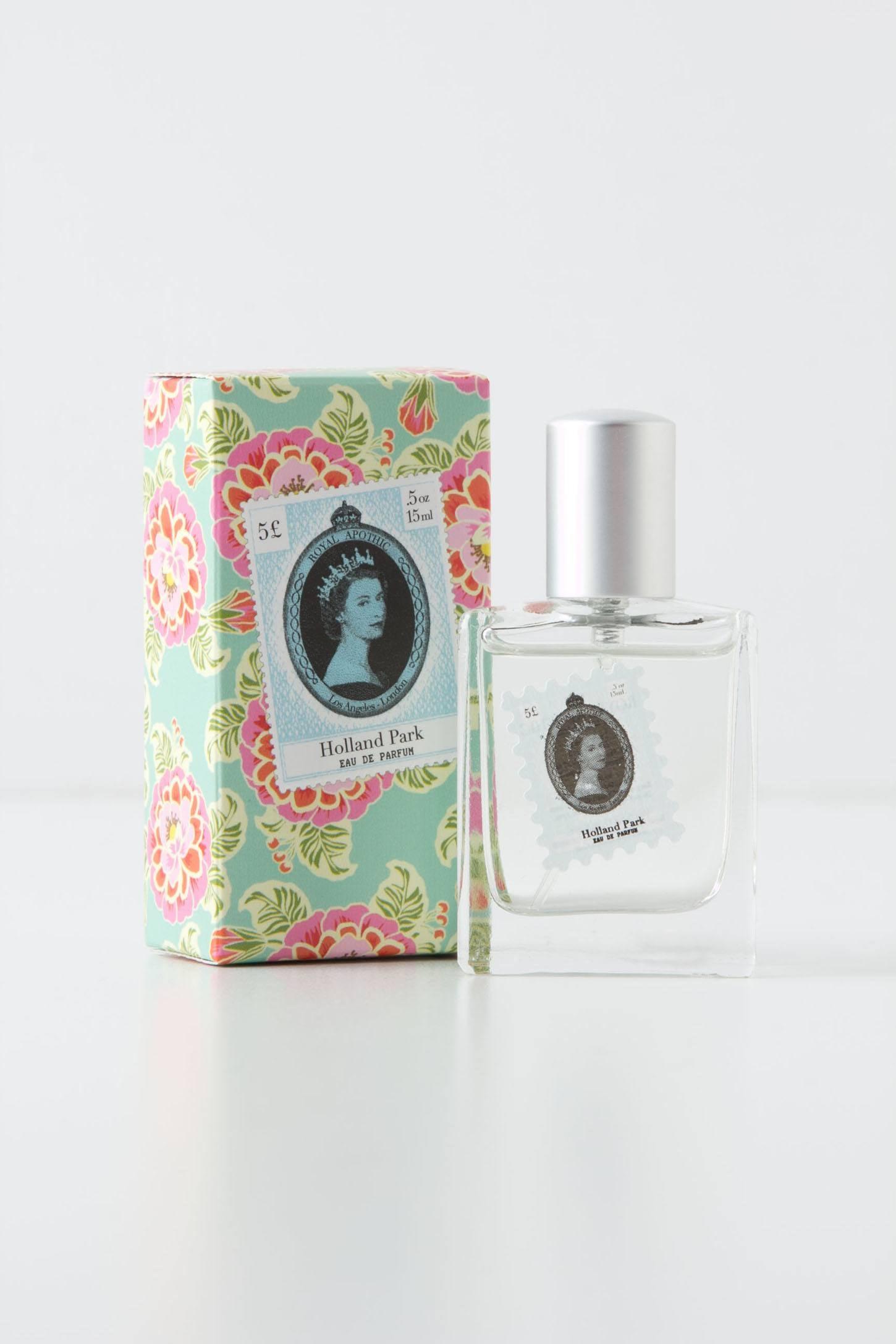 Anthropologie Royal Apothic Perfume