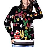 Glitter Ugly Christmas Sweater