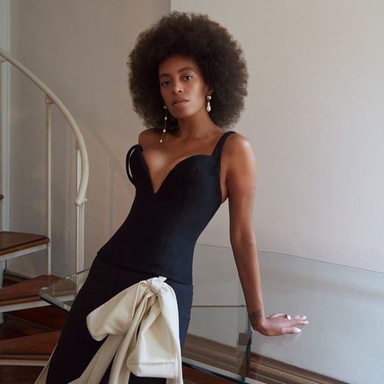 Solange Handpicked the Clothing For Harper's Bazaar Shoot