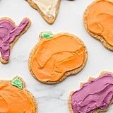 Paleo Halloween Cookies