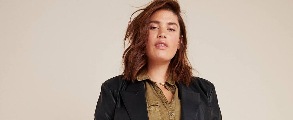 The Best Leather Jackets for Plus-Size Women