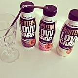 What's your fave protein drink? Source: Instagram user teresalopez