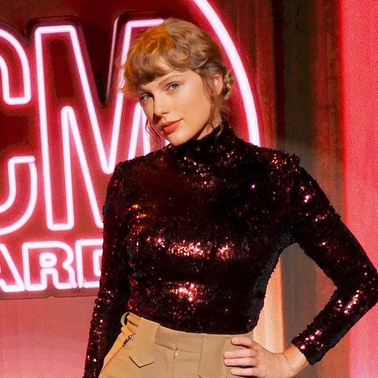 Taylor Swift Did Her Own Hair and Makeup For 2020 ACM Awards