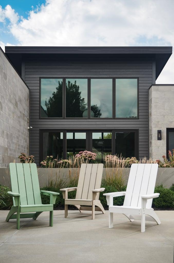 Modrn Glam Adirondack Chair