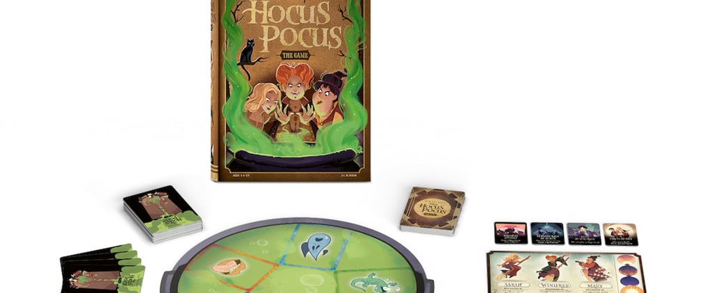 A Hocus Pocus Board Game Is Coming For Halloween!